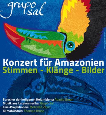 Flyer-Amazonien